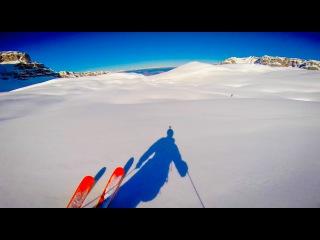 Freeride Skiarea Campiglio Dolomiti di Brenta Folgarida Marilleva