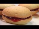 Печенье бисквитное видео рецепт Книга о вкусной и здоровой пище