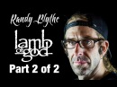 The You Rock Foundation: Lamb of God's Randy Blythe (Part 2 of 2)