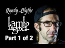 The You Rock Foundation: Lamb of God's Randy Blythe (Part 1 of 2)