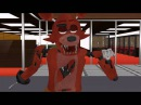 [MMD] What does the fox say? V.2 -FNAF-