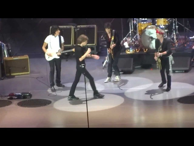 The Rolling Stones Jeff Beck - Going Down - The O2 Arena - Live in London - November 25 2012