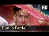 Tum Jo Parda Rakhoge - Gair Kaanooni Songs - Sridevi - Govinda -  Bappi Lahiri - Bollywood Mujra