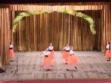 Итальянский танец 'Тарантелла', коллектив 'Світанок'