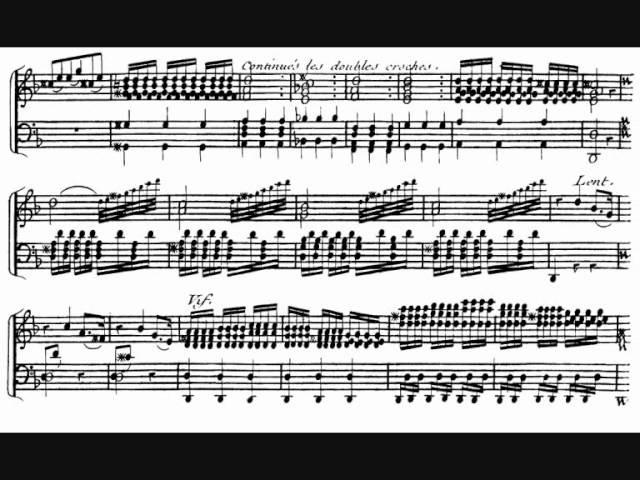 Pancrace Royer - Pièces de Clavecin, Premier Livre (1746): XI. Le Vertigo: Rondeau. Modérément (Christophe Rousset)