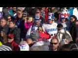 Биатлон Кубок Мира 2015-2016 3-ий этап Поклюка (Словения) - Мужская гонка Преследования 12,5 км - Мужской пасьют - 19.12.2015