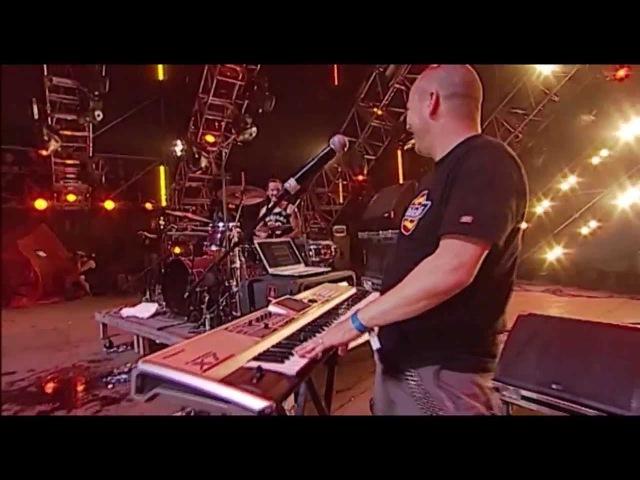Clawfinger Nigger Live @ Woodstock Festival Poland 2009