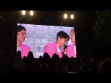 151004 #EXO #Xiumin @ Gangnam Hallyu Festival
