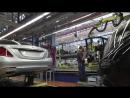 Mercedes Benz S-Class 2014. Производство в Германии
