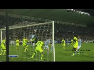 Мальме 2:0 Селтик | Обзор матча