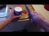 Как сделать тупой нож острым без точилки
