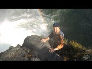 Водопад на Урике