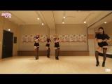 BESTie - Excuse Me  Dance Practice [BESIDE BESTIE]