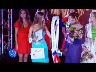 Анна Сапега стала победительницей конкурса