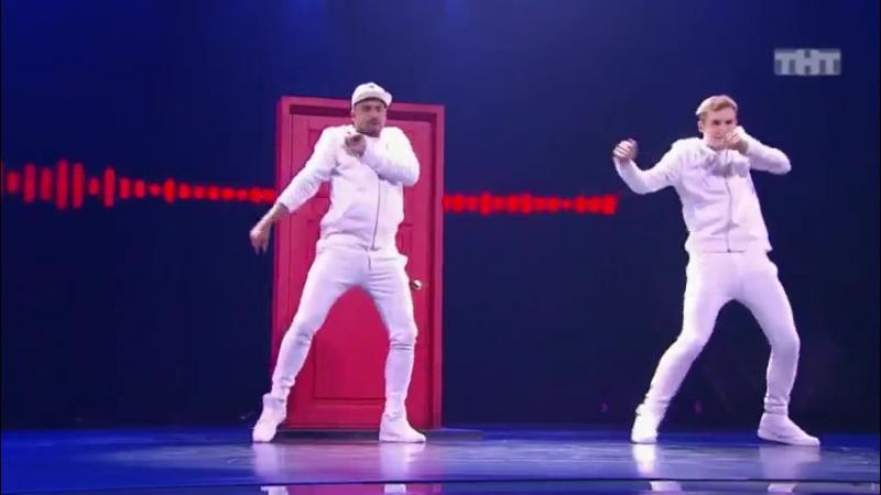 Танцы_Никита Орлов и Мигель