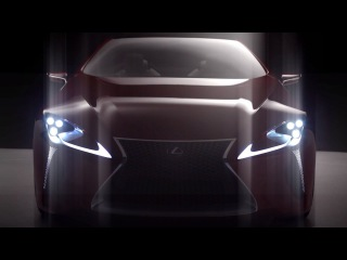 Lexus LF-LC Concept Car - Behind the Scenes Design Process With CALTY