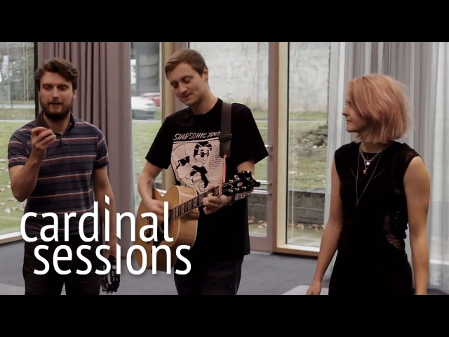 The Subways - Taking All The Blame - CARDINAL SESSIONS