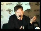 Шевчук о выступлении Мамонова (Рок над Волгой 2011)
