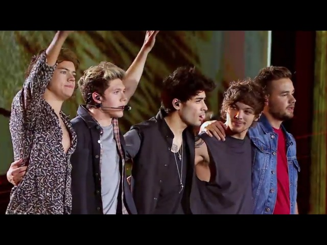 One Direction Best Song Ever Where We Are Live From San Siro Stadium