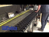 Retreading the Tweel Airless Skid Steer Tire and Wheel