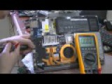 Длинное видео о ремонте и диагностике ноута Самсунг.