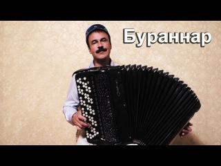 Бураннар - Татарская песня кавер на баяне