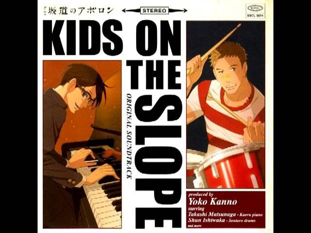 Sakamichi no Apollon OST - Moanin'