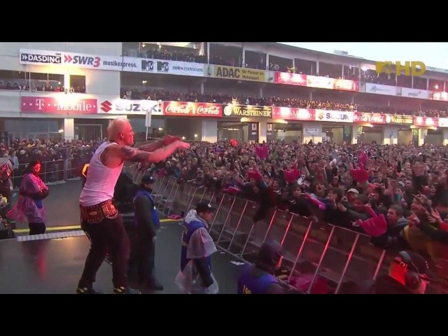 The Prodigy Live Rock Am Ring 2009 Full Concert Take me to the Hospital 720p HD