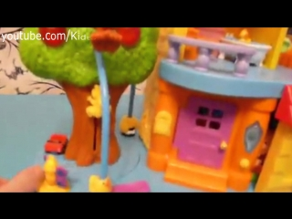 """Обзоры игрушек - Kiddieland """"Мой первый домик"""" для барби, для кукол, для монстер хай (kidtoy.in.ua)"""