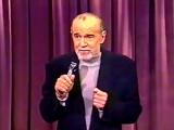 Джордж Карлин на Tonight Show [1994] Русская озвучка Rumble
