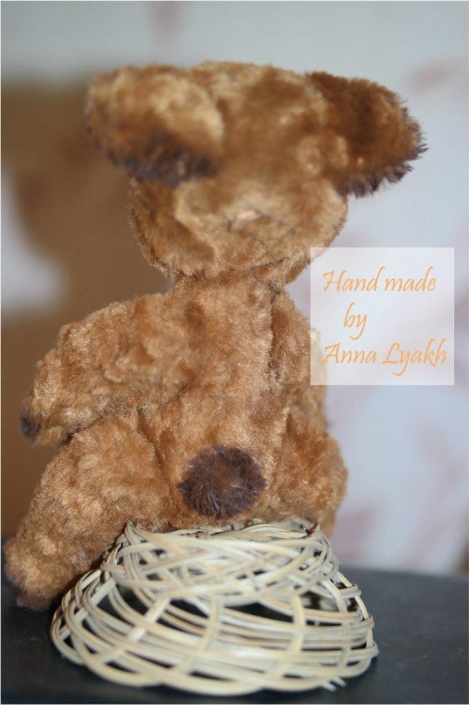 Тедди мишка Шоколад E9AlNZXT-xQ