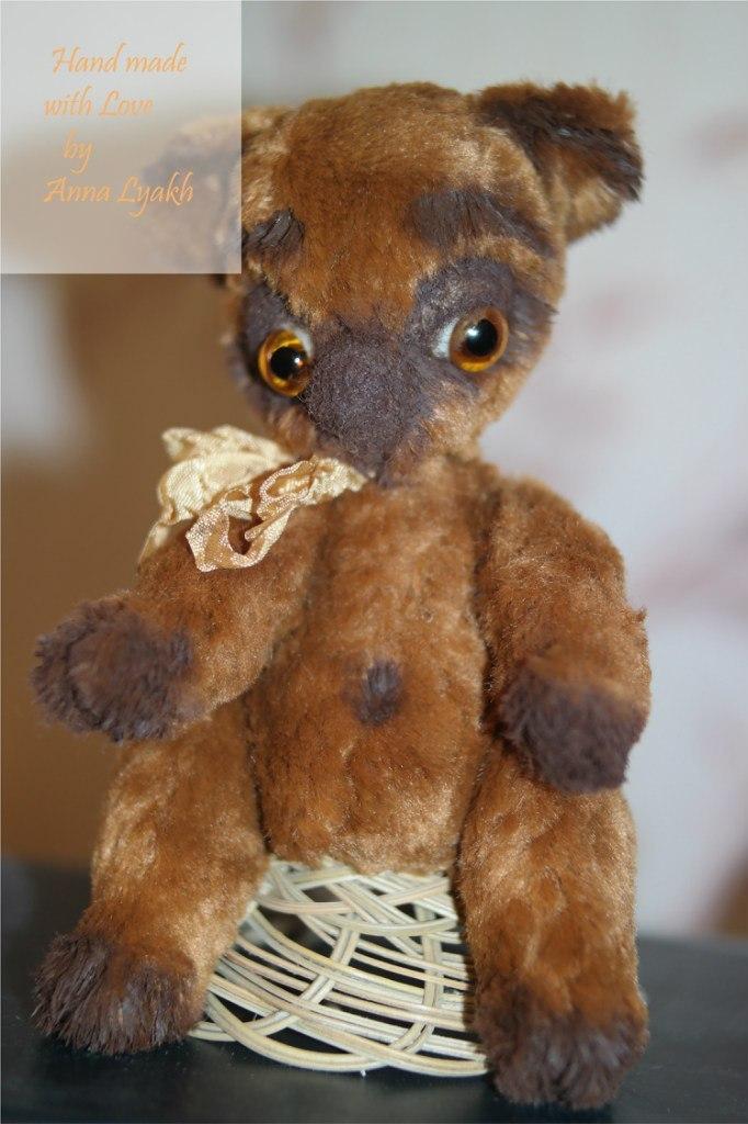 Тедди мишка Шоколад CqT6oYMxAAw