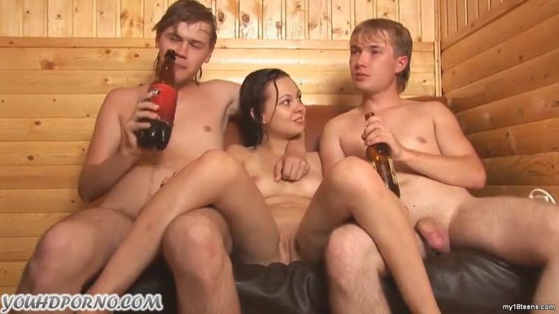фото секса однокурсников в сауне