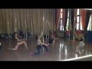 Открытый урок с Дашей Худинской 7 июня 2015 в Danova Dance School.