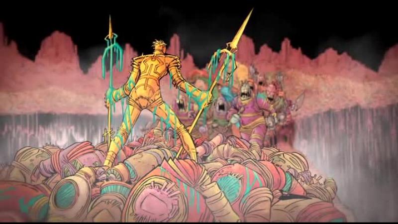 Рыцари Марвел. Вечные 6 серия из 10 / Marvel Knights. Eternals Episode 6 (2014) Rus Русская Озвучка