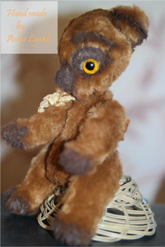 Тедди мишка Шоколад S9NTvX03TWg