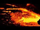 Вулканическая лава и извержение Гавайских вулканов