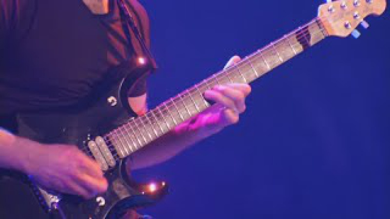 Dream Theater - Stream of Consciousness - John Petrucci Solo With Epic Speed And Technicality