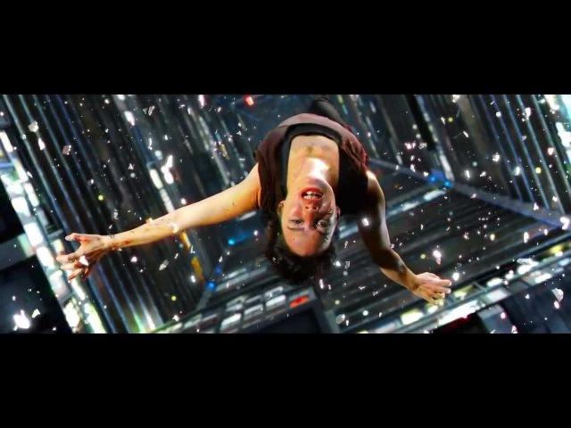 Dredd Ending Slow motion scene HD