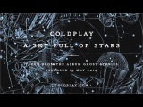 Coldplay - A Sky Full Of Stars (Official audio)