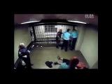პატიმრების ჩხუბი საკანში
