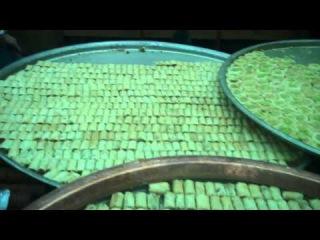 Baklava Kings: A Tour of Abdul Rahman Hallab Sweets in Tripoli, Lebanon