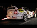 Škoda Octavia WRC Launch Controls, Anti-Lag Backfires Pure Sounds