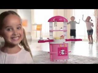 Kitchen Hello Kitty / Kuchnia Hello Kitty - Smoby