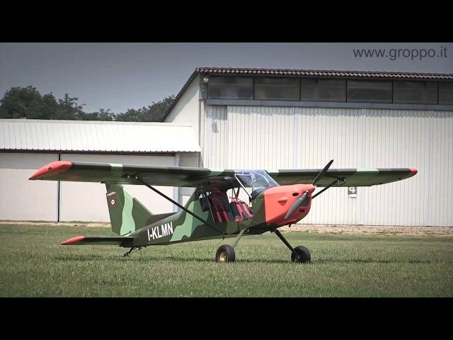 TRAIL TRIAL NANDO GROPPO; volo dinamico sul Po!