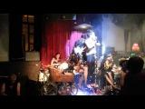 Папильон-Band - Девушка в прозрачном платье белом (ВИА Зодчие / И.Иртеньев) @ Мастерская 06.06.2014