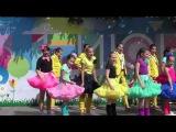 Детский танцевальный ансамбль