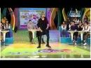 Thunder dance part on imagination arcade (cheondung MBLAQ)