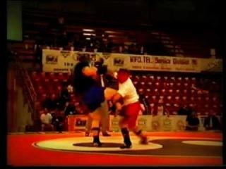 Elsevər Bağırovun dünya çempionatından final döyüşü 2008