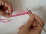 Вязание крючком - Урок 2. Цепочка из воздушных петель